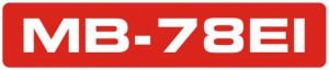 MB-78EI logo